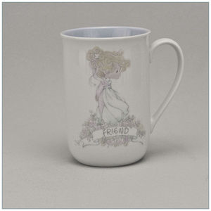 """Precious Moments Cup """"FRIEND"""" Personalized Cup Mug"""